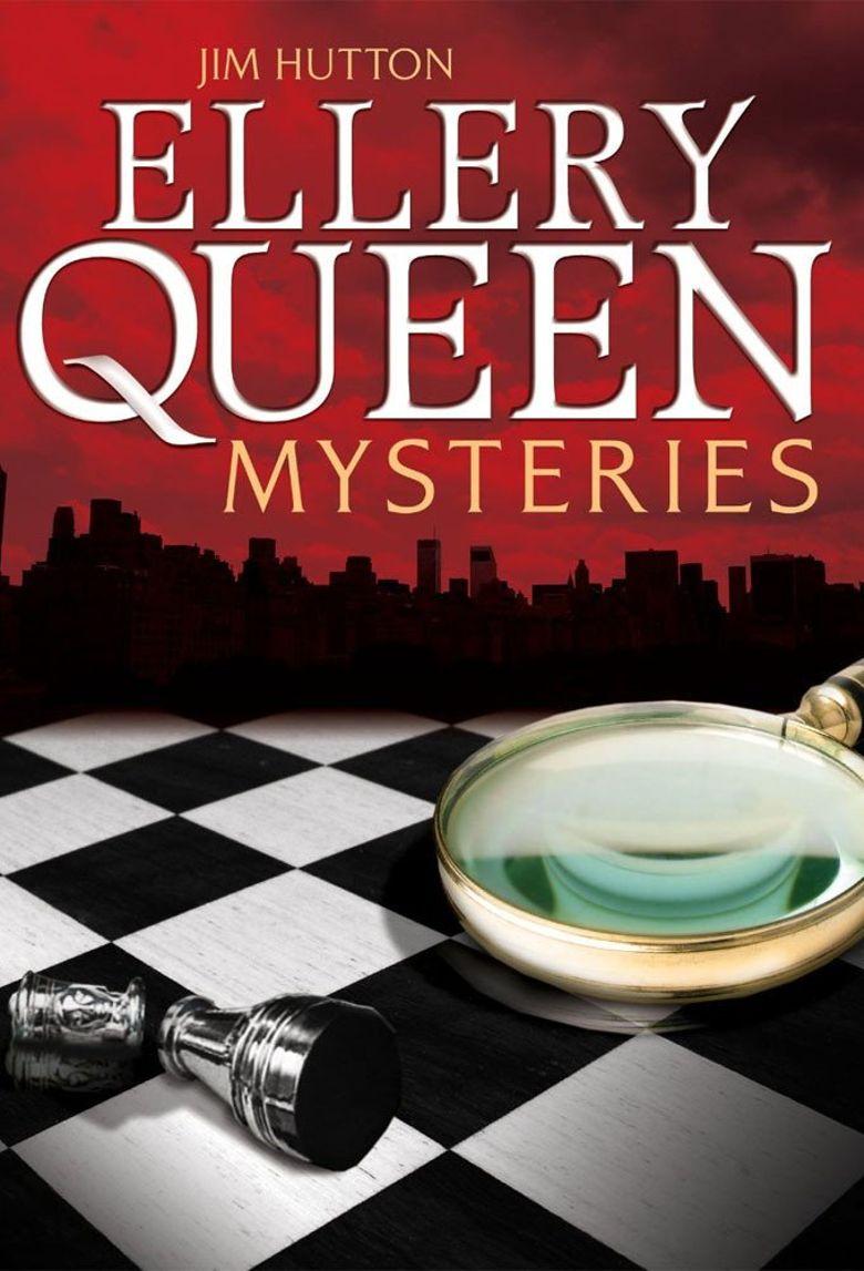 Ellery Queen Poster