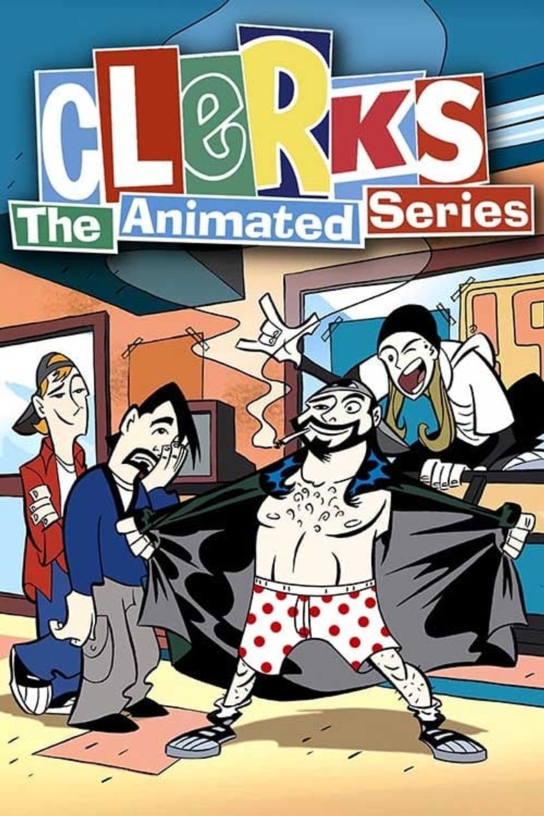 Clerks: The Animated Series Poster