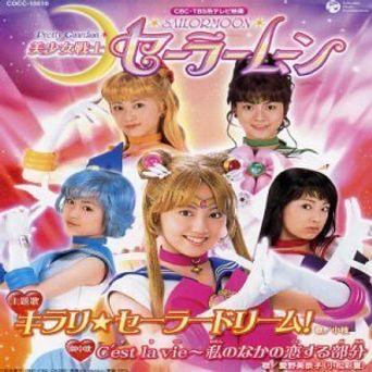 Pretty Guardian Sailor Moon Poster