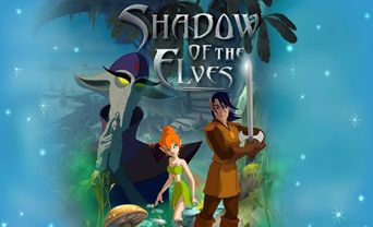 Shadow of the Elves Poster