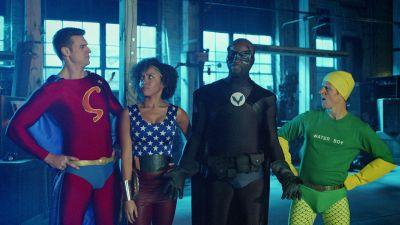 Season 01, Episode 03 Superheroes