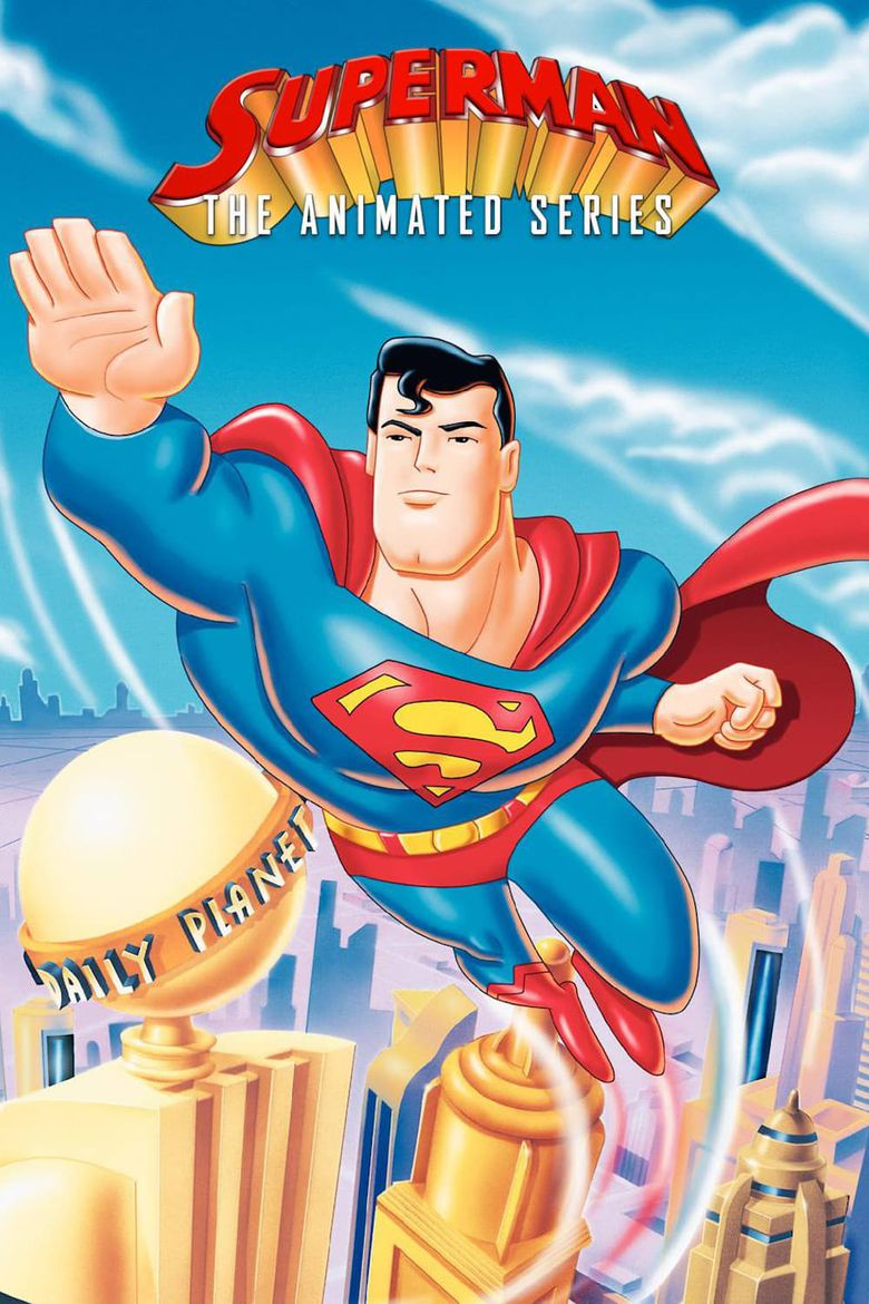 Superman: The Animated Series Poster