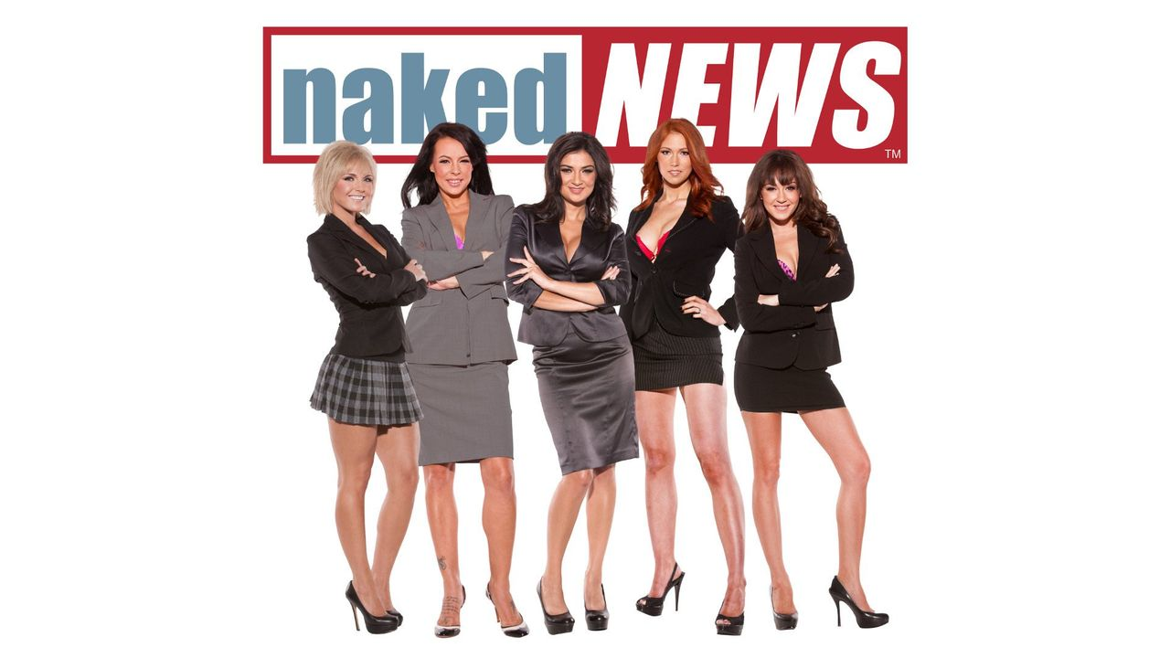 Naked News - Where to Watch Every Episode Streaming Online