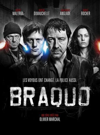 Braquo Poster