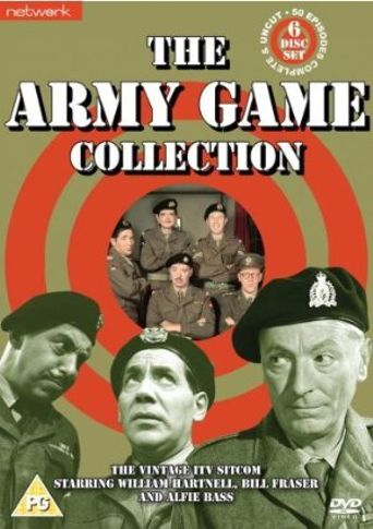 The Army Game Poster