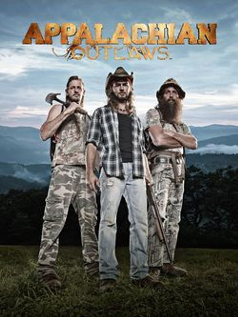 Appalachian Outlaws Poster