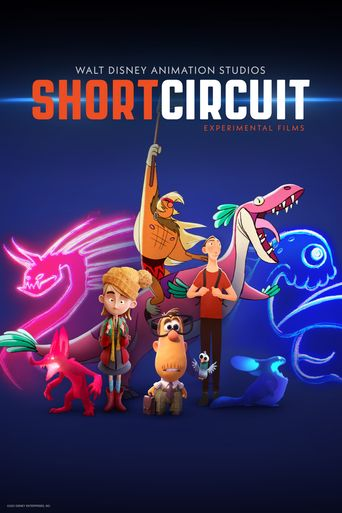 Walt Disney Animation Studios: Short Circuit Experimental Films Poster