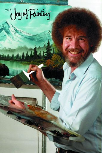 The Joy of Painting Poster