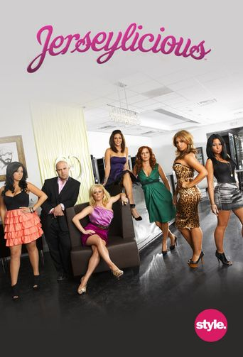 Jerseylicious Poster