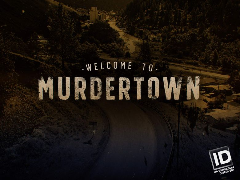 Welcome To Murdertown Poster