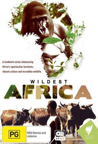 Wildest Africa Poster