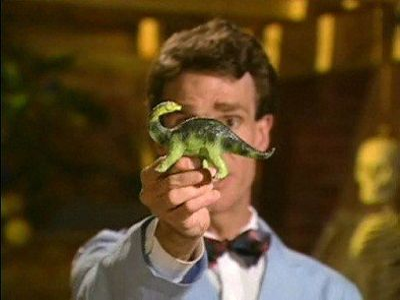 Season 01, Episode 03 Dinosaurs