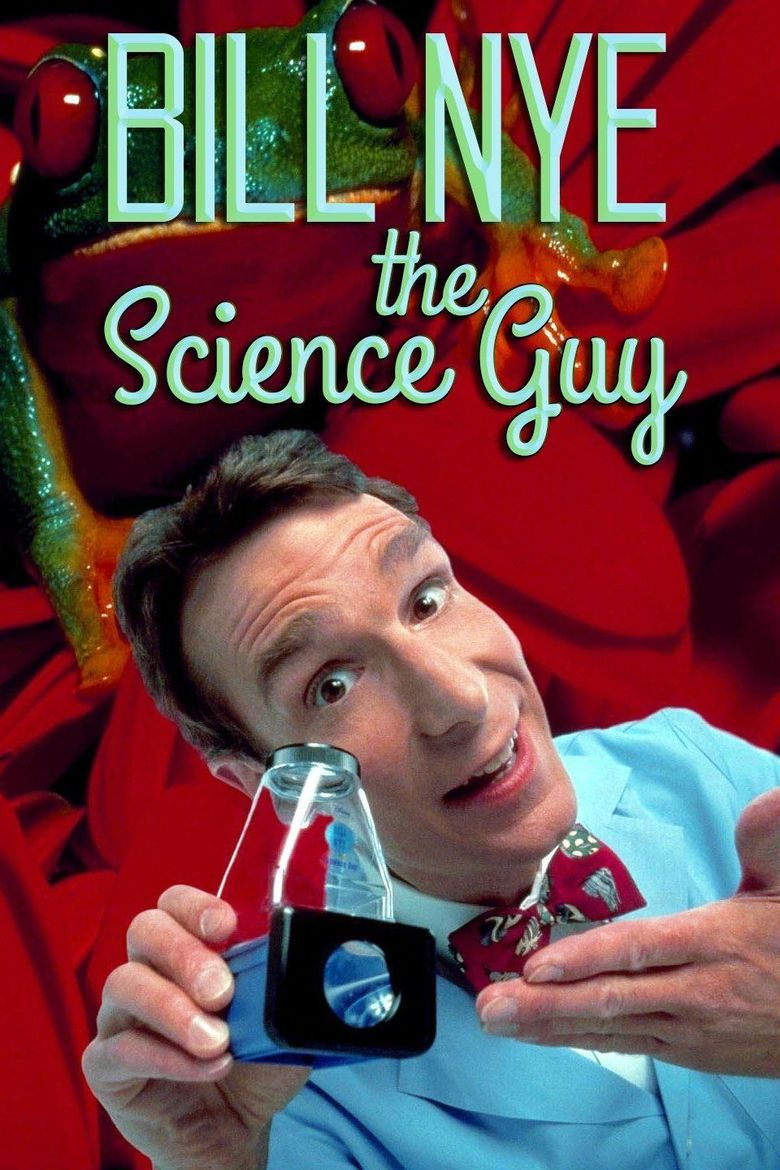 Bill Nye The Science Guy Poster