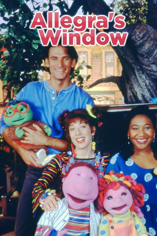 Allegra's Window Poster