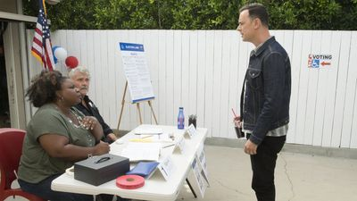Watch SHOW TITLE Season 02 Episode 02 Receptionist Pot Voting Cramp