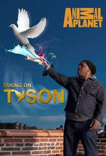 Taking on Tyson Poster