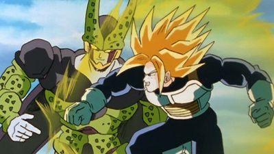 Season 04, Episode 05 The Strongest Super Saiyan! Trunks Power Unleashed!