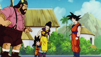 Season 07, Episode 07 On a Roll! Buu-Buu-Volleyball!