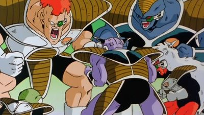 Season 02, Episode 03 First Up for the Ginyu Force! Guldo's Time Freeze!