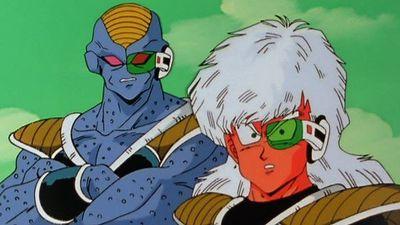 Season 02, Episode 05 Goku Arrives At Last! Take Down the Ginyu Force!