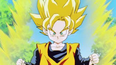 Season 05, Episode 05 Entering the World Martial Arts Tournament! Goten Shows Off His Explosive Power During Training!