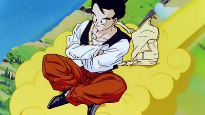 Season 05, Episode 01 Seven Years Later! Starting Today, Gohan Is a High School Student