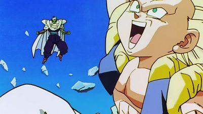 Season 06, Episode 07 In High Spirits! Buu-Buu Volleyball!