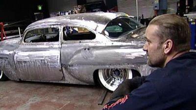 monster garage box truck wrestling car