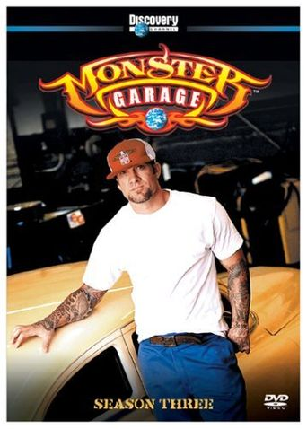Watch Monster Garage