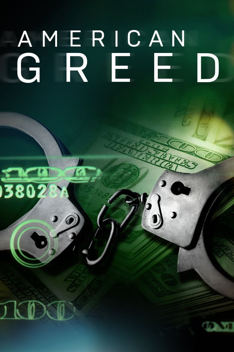 American Greed Poster
