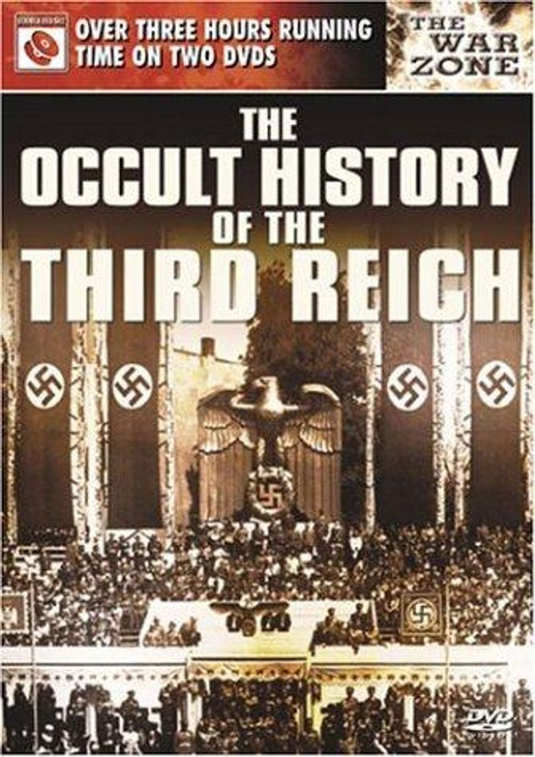 The Occult History of the Third Reich Poster