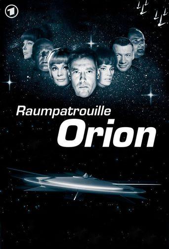 Raumpatrouille – Die phantastischen Abenteuer des Raumschiffes Orion Poster