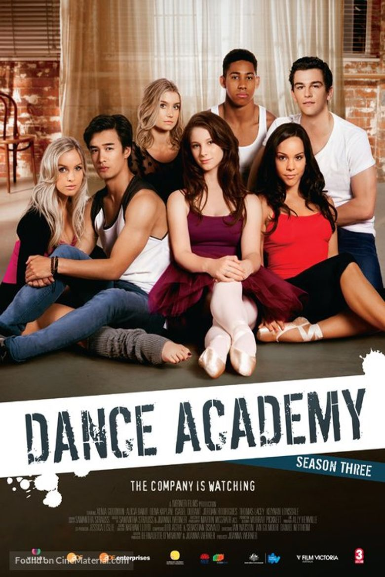 Watch Dance Academy
