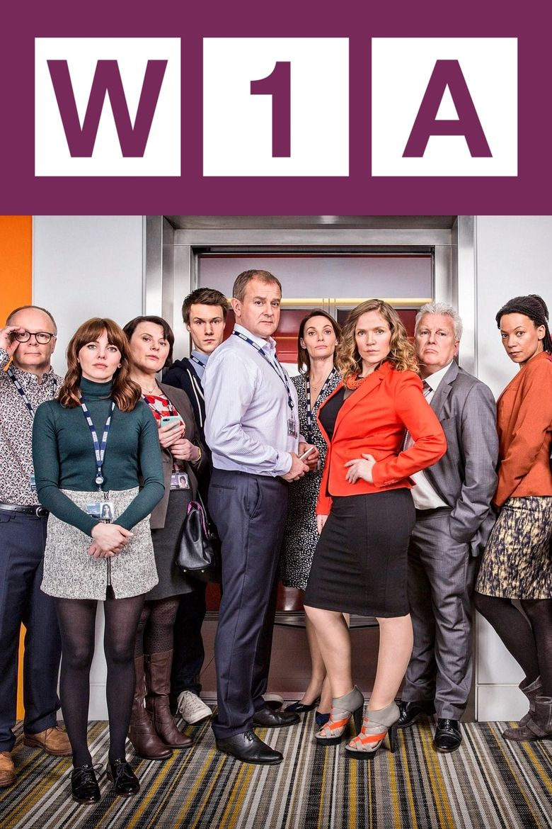 W1A Poster