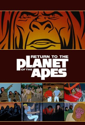 Watch Return to the Planet of the Apes