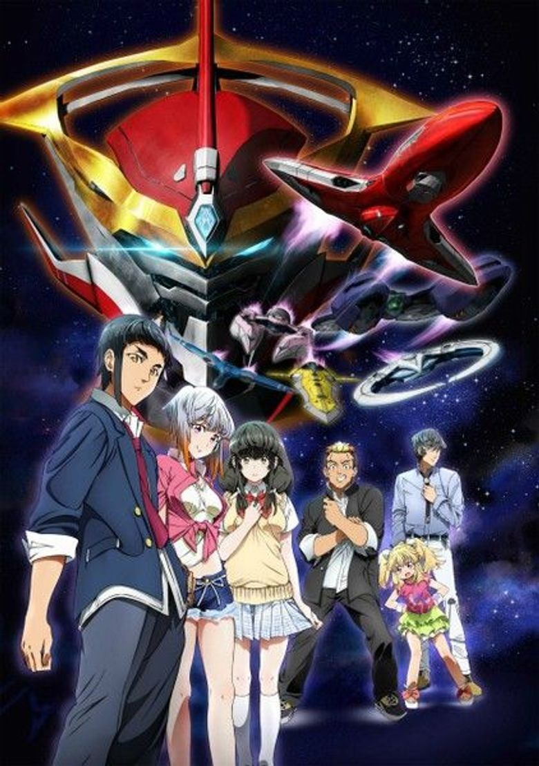 Aquarion Logos Poster