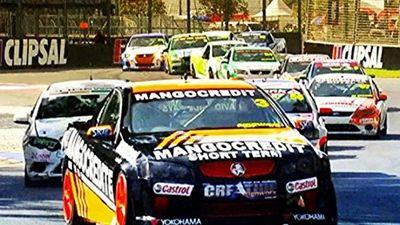 Season 2016, Episode 20 2016 Australian V8 Ute Racing Round 1 Adelaide