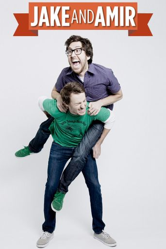 Jake and Amir Poster
