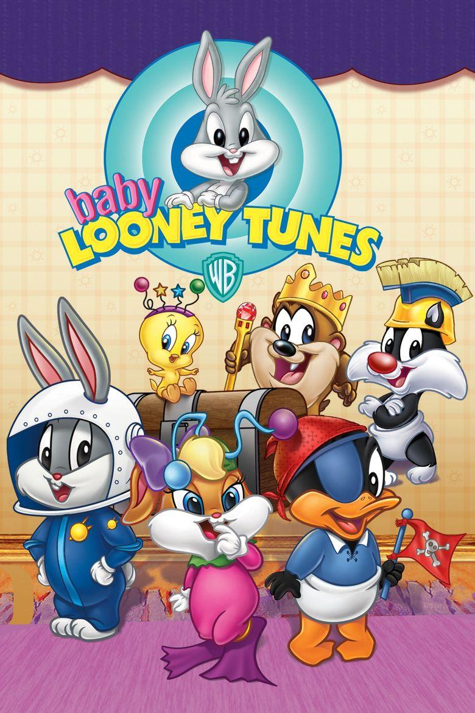 Baby Looney Tunes Poster
