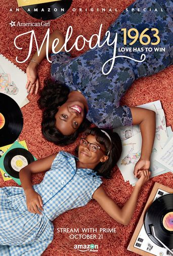 An American Girl Story: Melody 1963 - Love Has to Win Poster