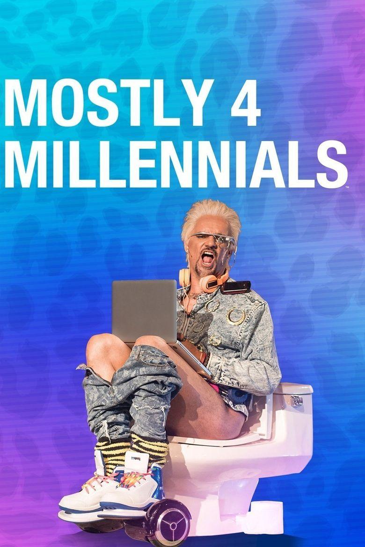 Mostly 4 Millennials Poster