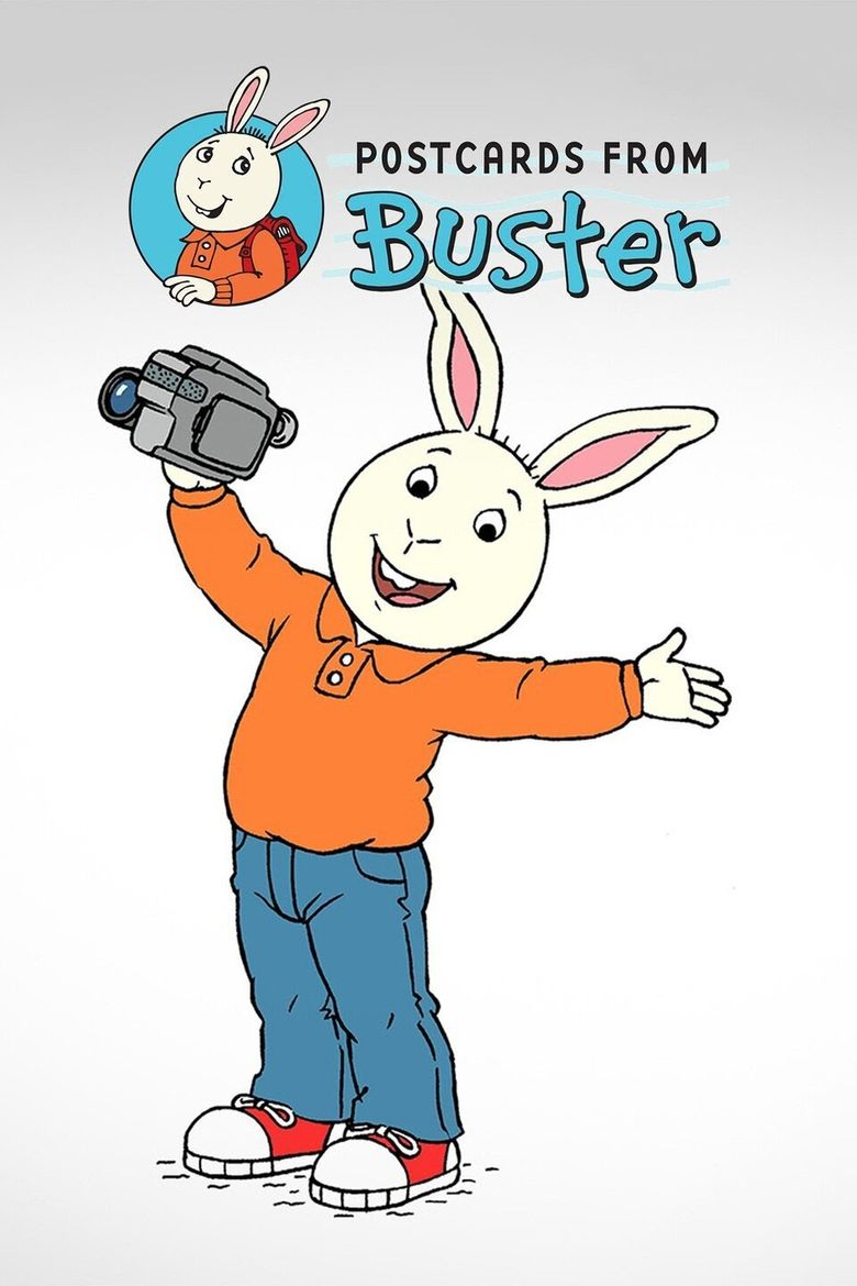 Postcards from Buster Poster