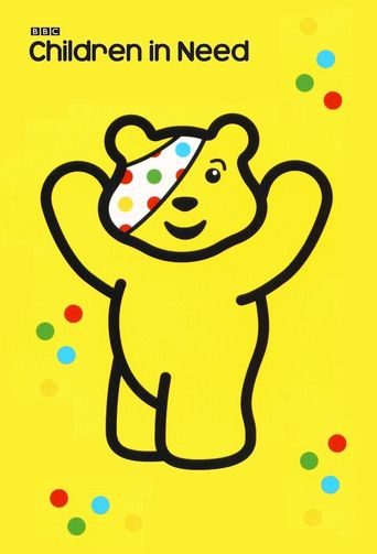 Children in Need Poster