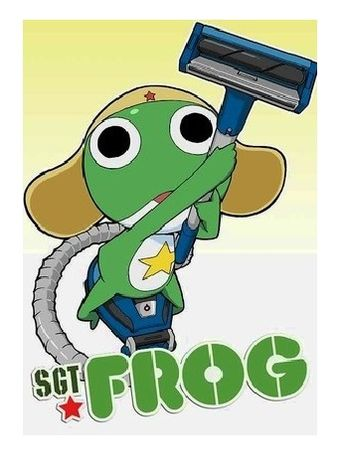 Sgt. Frog Poster