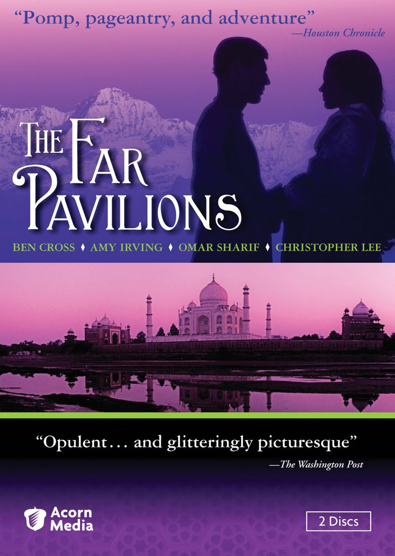 The Far Pavilions Poster