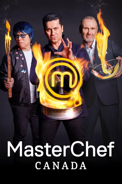 MasterChef Canada Poster