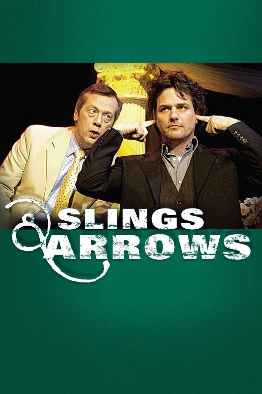 Slings & Arrows Poster