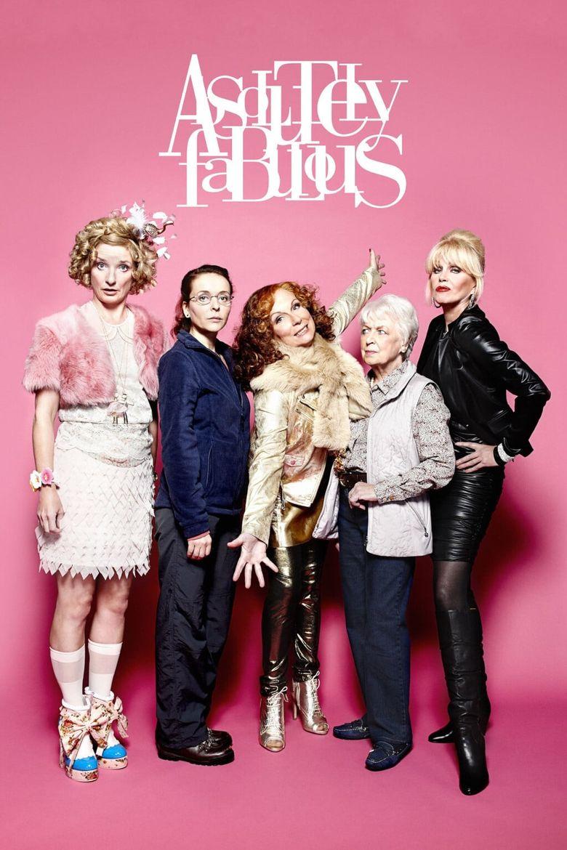 Watch Absolutely Fabulous