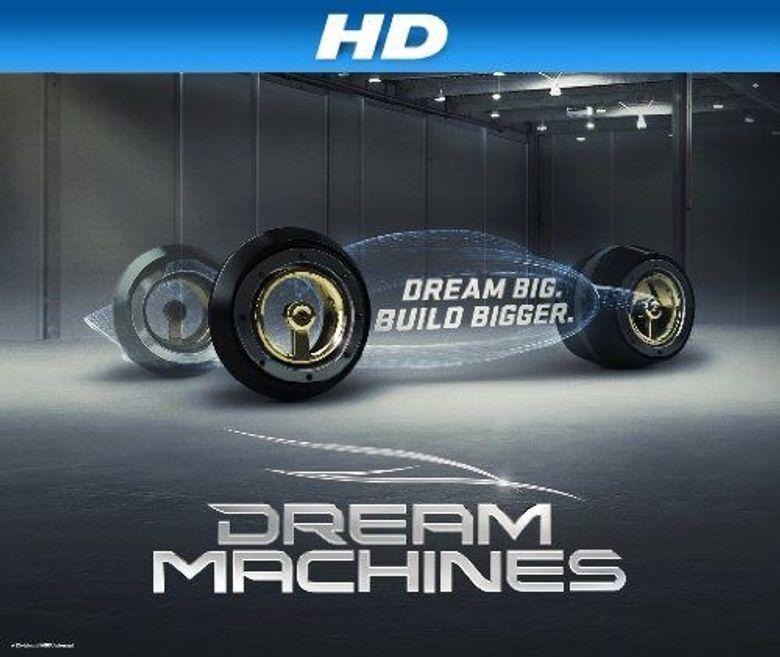 Dream Machines Poster