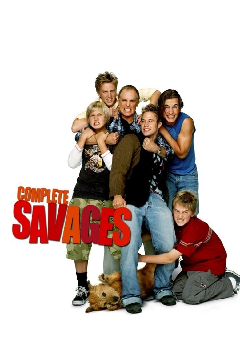 Complete Savages Poster